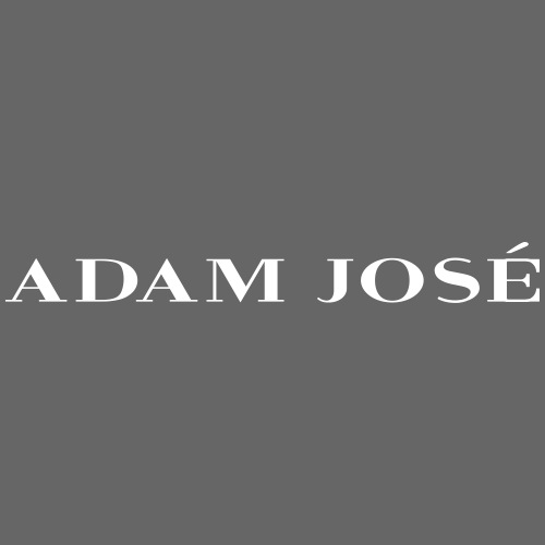 Adam José White - T-shirt ecologica da uomo