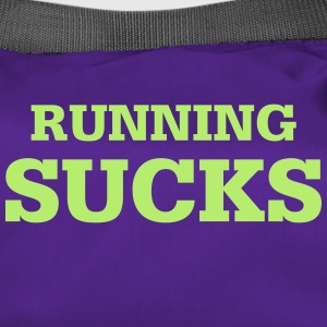 Running Sucks - Sporttasche