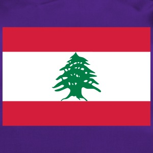 Drapeau national du Liban - Sac de sport
