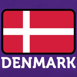 National Flag Of Denmark - Duffel Bag