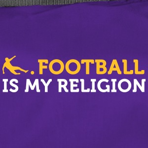 Football Quotes: Soccer Is My Religion - Duffel Bag