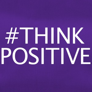 #thinkpositive - Sportstaske