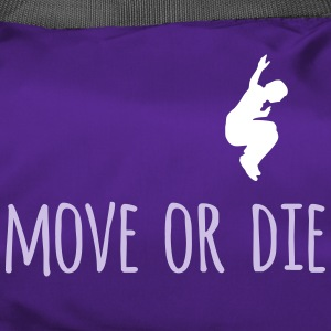 Move or - Duffel Bag