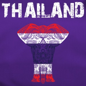Nation-Design Thailand Elephant - Sporttasche