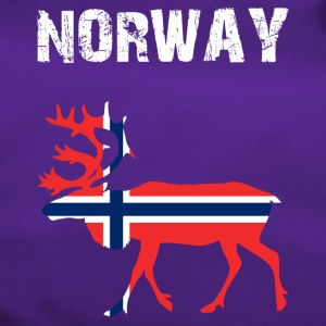 Nation-Design Norway Reindeer - Duffel Bag