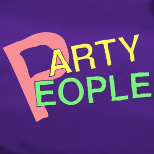 Party People - Duffel Bag