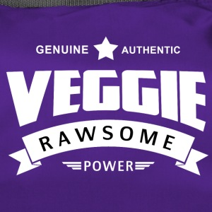 Veggie Rawsome Power - Duffel Bag