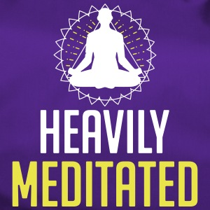 Heavily Meditated - Sporttasche