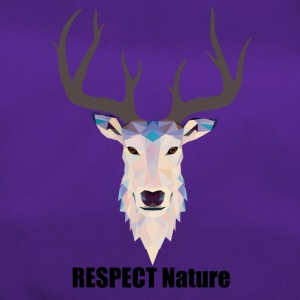 respect Nature - Duffel Bag