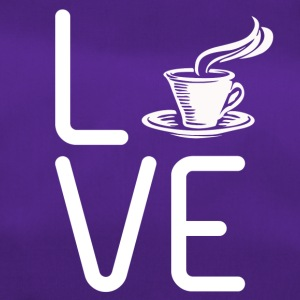 LOVE COFFEE - Sportsbag