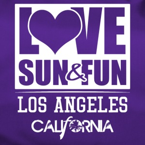 Love, Sun & Fun · Los Angeles · Kalifornien - Sportväska