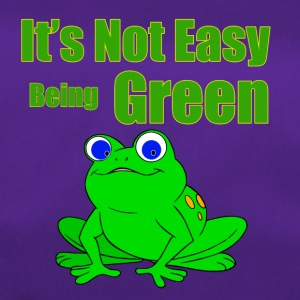 Its not easy being green - Duffel Bag