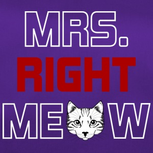 MRS RIGHT MEOW - Borsa sportiva