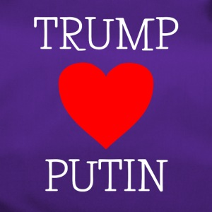TRUMP LOVES PUTIN - Sporttas