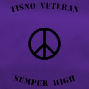 Tisno Veteran Semper High blk - Duffel Bag