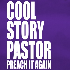 cool story pastor - Sporttasche