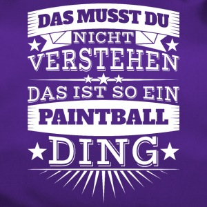 Paintball Ding - Sporttasche