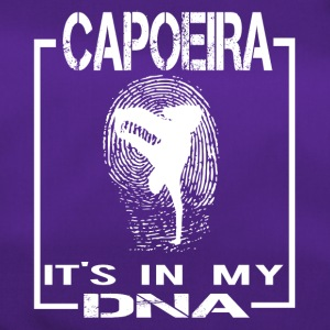 CAPOEIRA it's in my DNA - Sporttasche