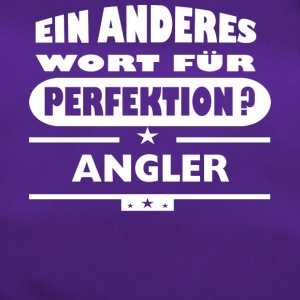 Angler Anderes Wort fuer Perfektion - Sporttasche