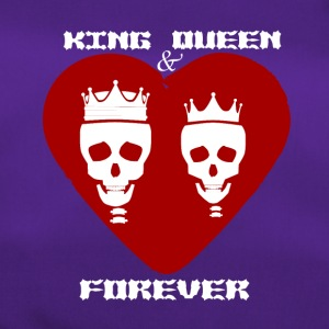 King Queen Forever - Duffel Bag