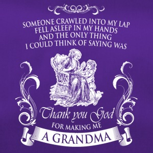 Shirt pour Grandmothers - Sac de sport