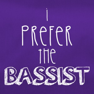 I prefer the bassist - Duffel Bag