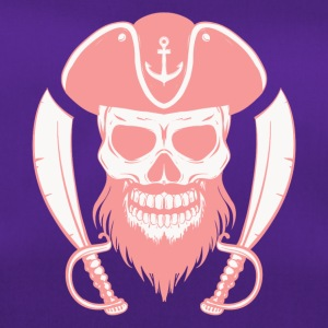 PIRATE SKULL - Sac de sport