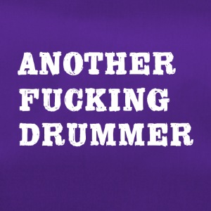 Another f ... drummer cool sayings - Duffel Bag