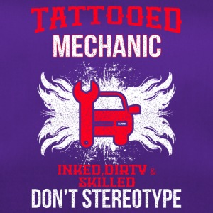 TATTOOED MECHANIC - Sporttas
