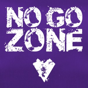NO GO ZONE - Sac de sport