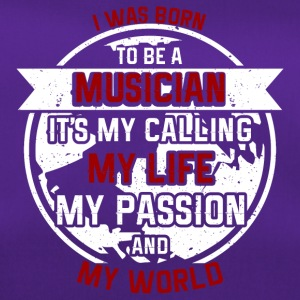 music is my passion - Duffel Bag