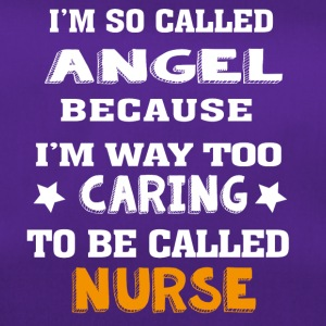 Angel Caring Nurse - Duffel Bag
