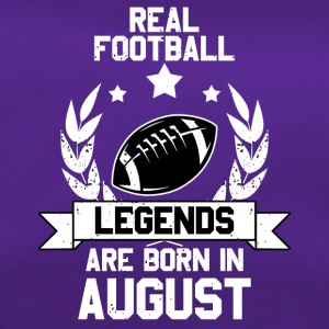 Football Legends! Verjaardag! augustus - Sporttas