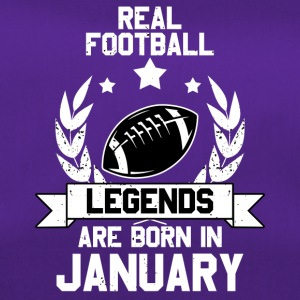 Football Legends! Verjaardag! januari - Sporttas