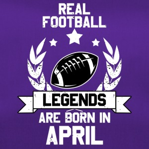 Football Legends! Verjaardag! april - Sporttas