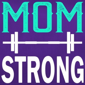 Mom Strong - Duffel Bag