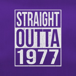 Straight outta - 1977 - Duffel Bag