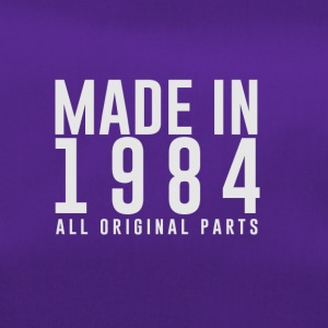 MADE IN 1984 - ALL ORIGINAL PARTS - Duffel Bag