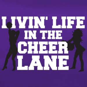 Pom-pom girl: Livin Live In The Cheer Lane - Sac de sport