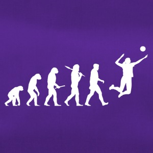 Evolution Volleyball Woman Sport funny - Sporttasche