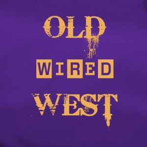 old wired west - Borsa sportiva