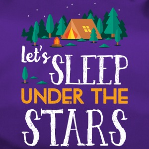 Sleep under the stars - camping - Duffel Bag