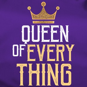Queen of everything - Sporttasche