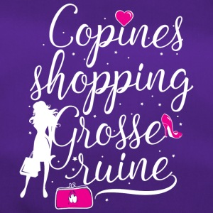 Shopping, copine, grosse ruine - Sac de sport
