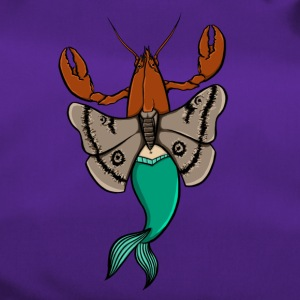 Lobster moth-mermaid - Duffel Bag