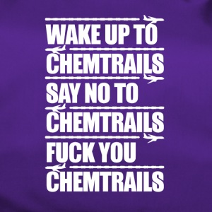 Say No to Chemtrails - Duffel Bag