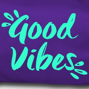 Good Vibes - Yoga - Sporttas