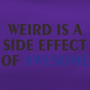 WEIRD IS A EFFECT - Duffel Bag