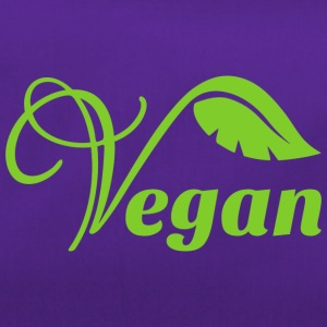 Vegan logo - Duffel Bag