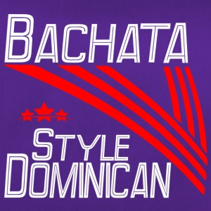 Bachata Style Dominican white - Pro Dance Edition - Duffel Bag
